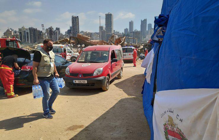 ADRA realiza campanha solidária no Brasil para ajudar afetados no Líbano