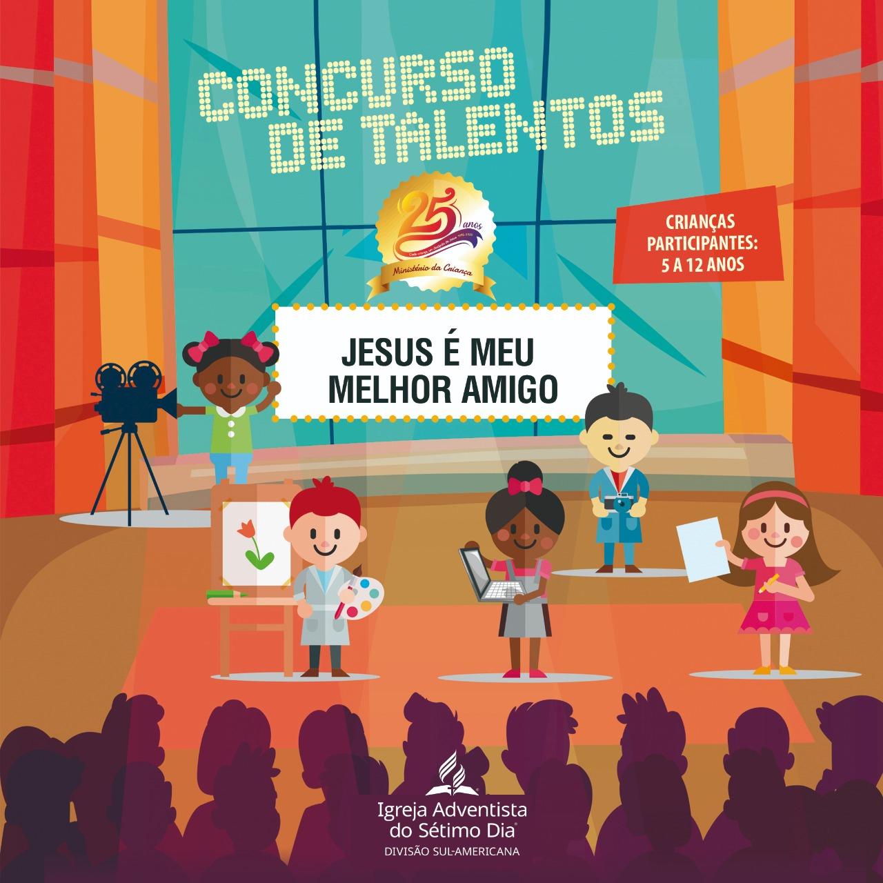 25 anos do Concurso do Ministério da Criança da Igreja Adventista do Sétimo Dia