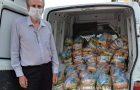Ação Solidária Adventista da FADBA ajuda em momento oportuno