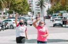 Capixaba vence câncer de mama e participa de corrida ao lado da filha