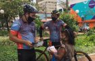 Entrega de moto, bike e em árvores marcam Impacto Esperança no Oeste paulista