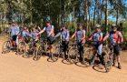 Grupo usa bicicleta para melhorar saúde física e espiritual na Pandemia