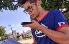 Jovens fazem mais de 1.500 orações por áudio no WhatsApp