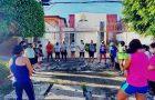 Projeto incentiva mulheres a praticarem atividade física durante pandemia