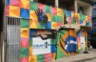 Projeto ganha revitalização na maior comunidade do Brasil