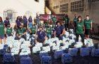 Live solidária encerra Mutirão de Páscoa no Sul do ES com mais de 600 cestas arrecadadas