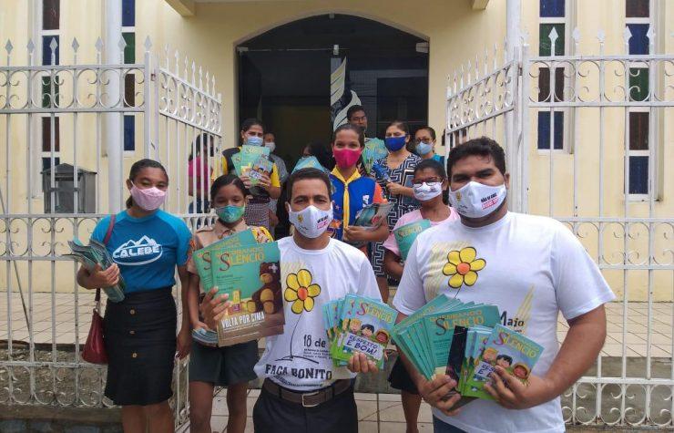 Parceria alerta população em Sergipe sobre necessidade de proteger menores