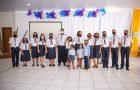 Voluntários do projeto Um Ano em Missão e moradores de Cascavel fundam Clube de Aventureiros