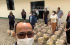 Mutirão de Páscoa distribui 33 toneladas de alimentos a famílias afetadas pela pandemia