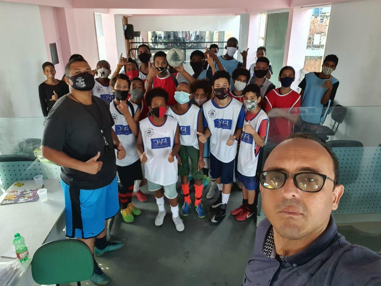 Jacarezinho tem ONG liderada por adventista