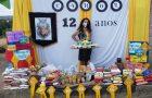 Desbravadora pede doação de alimentos como presente de aniversário