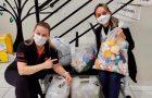 Igreja arrecada tampinhas plásticas e vende para confeccionar fraldas geriátricas
