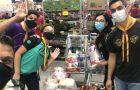 Desbravadores arrecadam 5 toneladas de alimentos no fim de semana