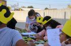 Escola Cristã de Férias reúne crianças de Vila Nova em Piraquara