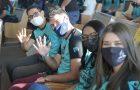 Calebes celebram ações sociais realizadas nas férias de julho
