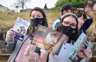 Blitz educativa alerta contra violência doméstica em Guarapuava
