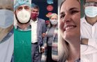 Heróis na pandemia: Conheça 5 histórias de pessoas que fizeram a diferença na missão