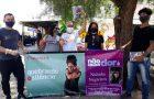 Milhares de voluntários fazem campanha contra violência doméstica no Distrito Federal