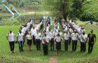 Treinamento reúne 90 líderes de desbravadores no norte do PR