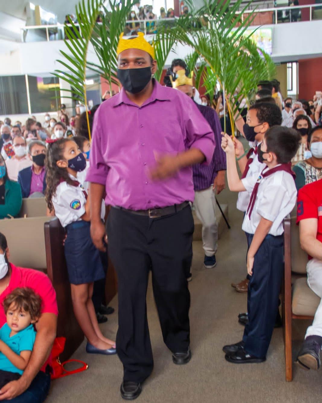 Batismo em Libras é destaque no Rio de Janeiro