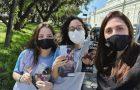 Escola Adventista de Pelotas realiza campanha contra a violência e chama atenção da comunidade