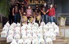 Adventistas de Lajeado realizam doação de alimentos como parte do Projeto Quebrando o Silêncio