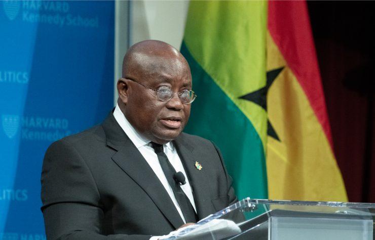 Presidente de Gana promete empenho em questões de liberdade religiosa