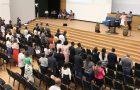 Espaço missionário é inaugurado em Palhoça