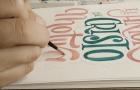 """Descobrindo o """"Lettering com Propósito"""""""