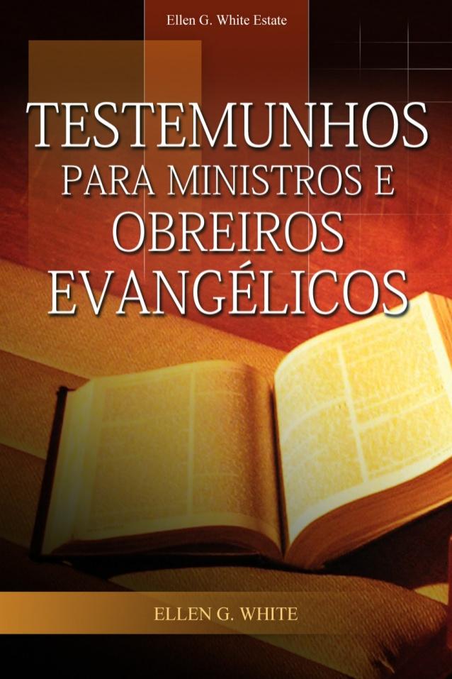 Testemunhos para Ministros e Obreiros Evangélicos – PDF