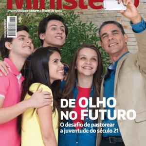 Revista ministerial – 1 bimestre – 2016