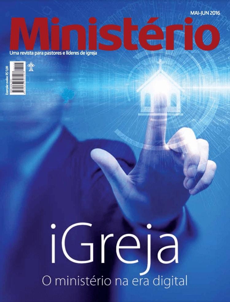 Ministério – 3º bimestre – 2016