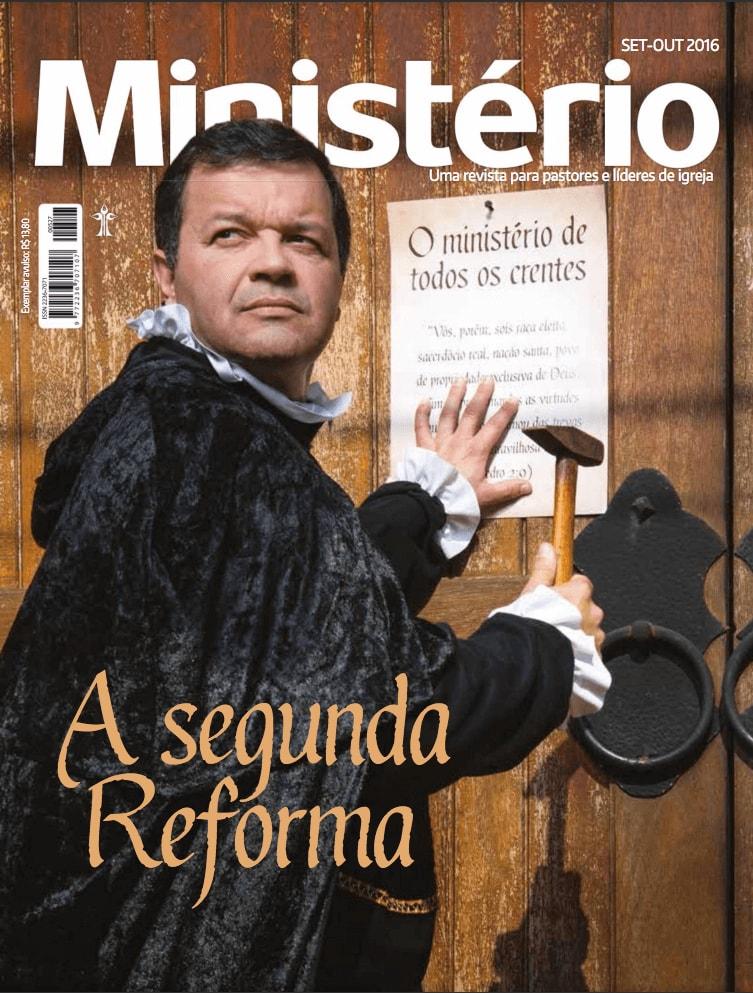 Ministério – 5º bimestre – 2016