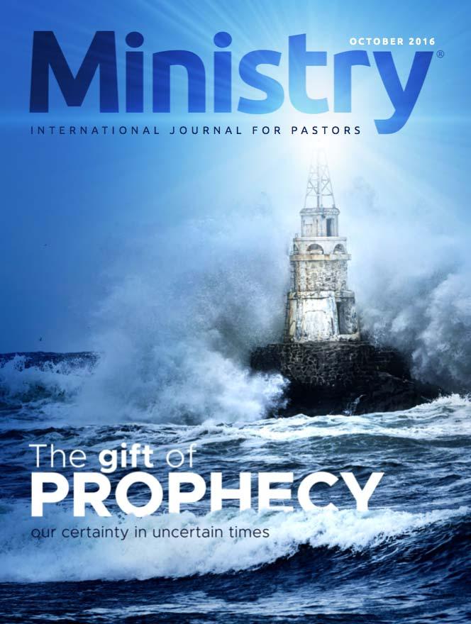 Ministry – Outubro – 2016 (Inglês)