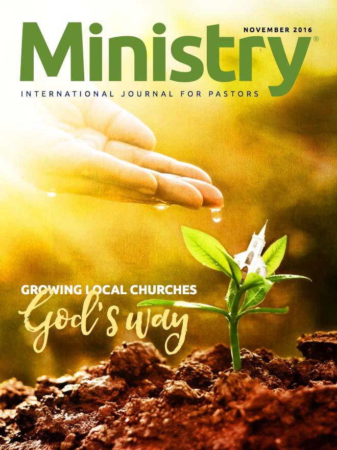 Ministry – Novembro – 2016 (Inglês)