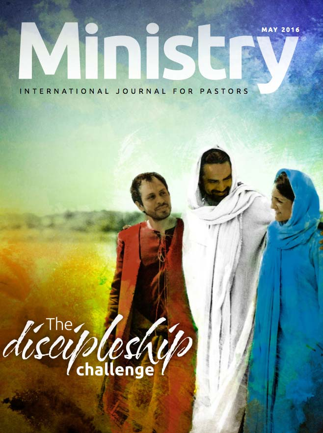 Ministry – Maio – 2016 (Inglês)