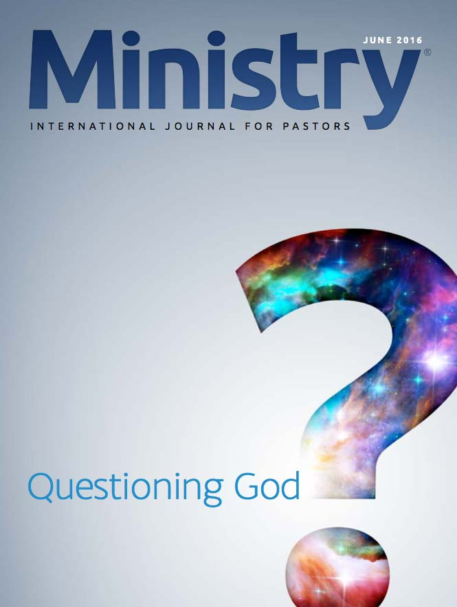 Ministry – Junho – 2016 (Inglês)