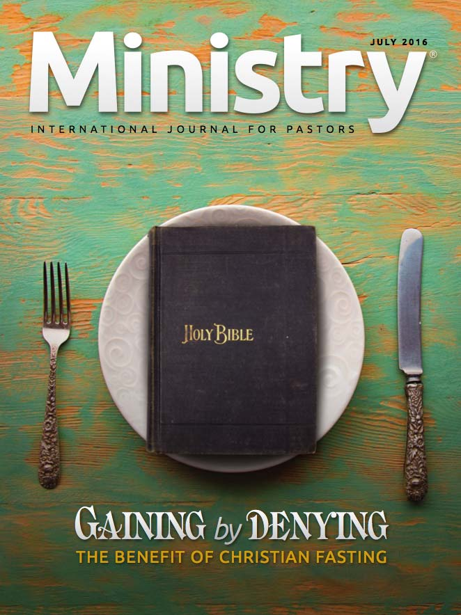 Ministry – Julho – 2016 (Inglês)