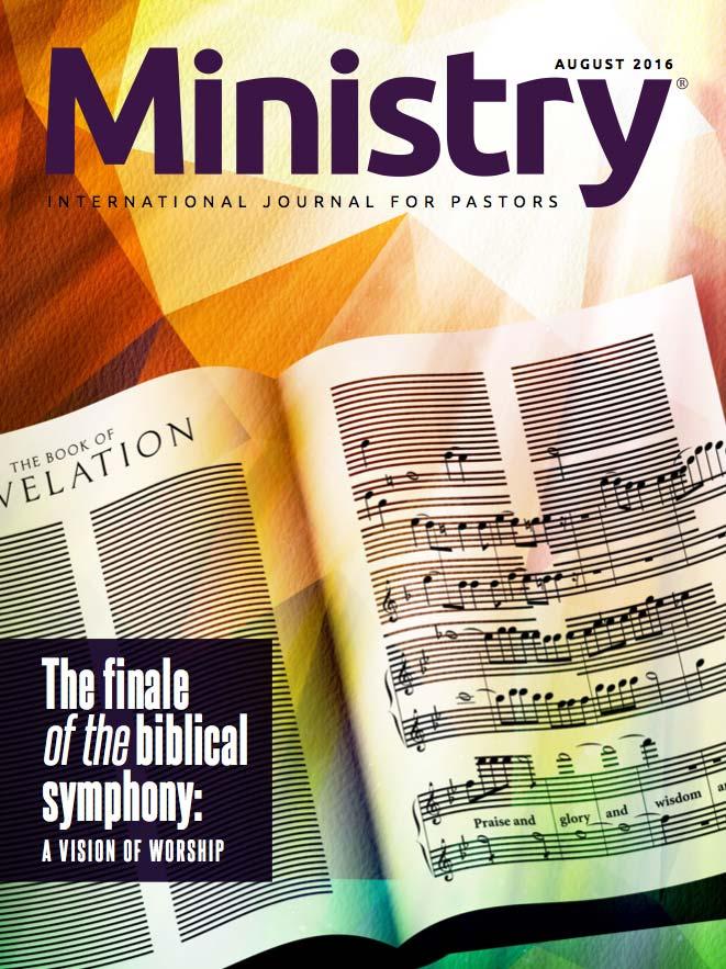 Ministry – Agosto – 2016 (Inglês)