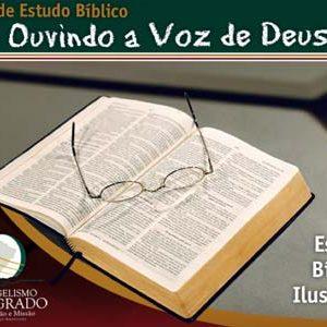 Ouvindo a voz de Deus (PDF e PowerPoint)