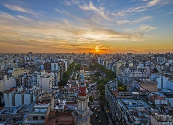 O trabalho missionário nas cidades