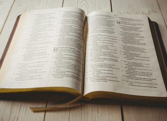 A Bíblia e a Inerrância