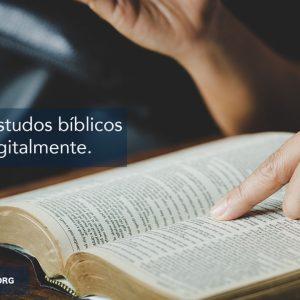 Como dar Estudos Bíblicos Virtual ou Digitalmente