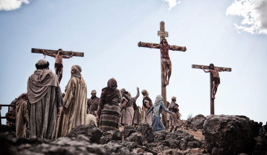 Três Homens Encontram Jesus