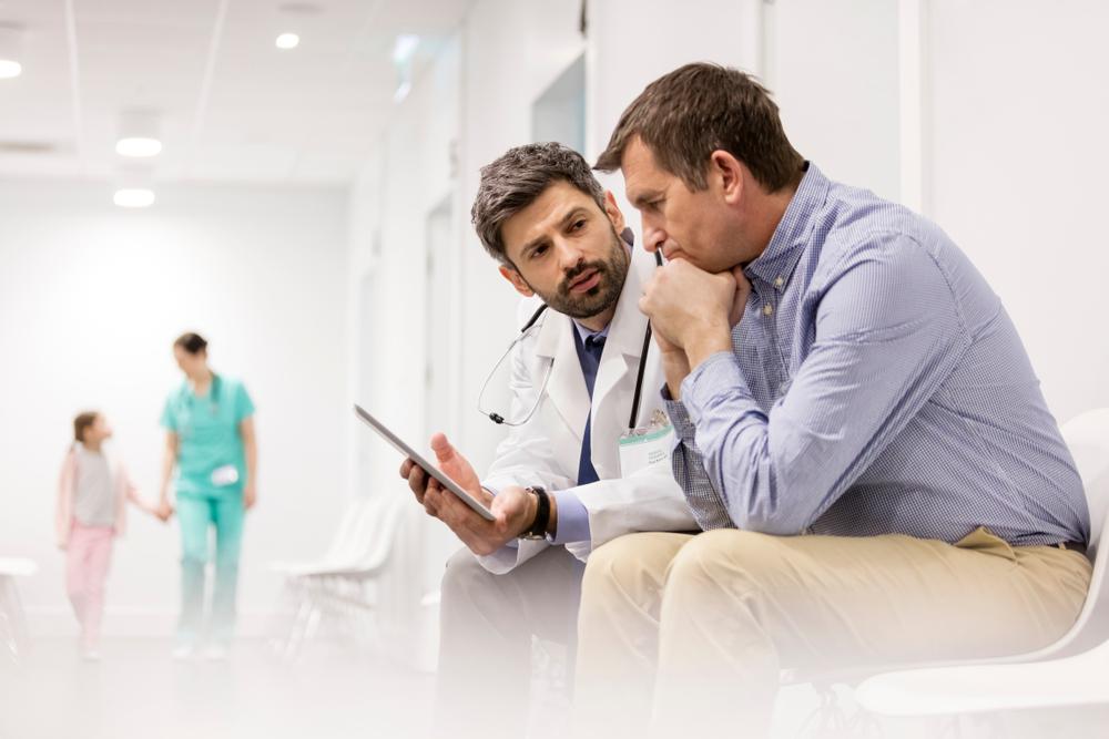 análisis de sangre para el germen del cáncer de próstata