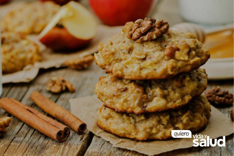 galletitas de manzana