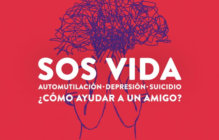 Automutilación, depresión, suicidio