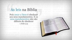 14 As Leis na Biblia