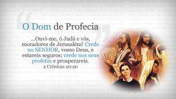 19 Dom de Profecia
