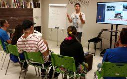 Centro de Vida Saudável oferece aulas para condutores surdos